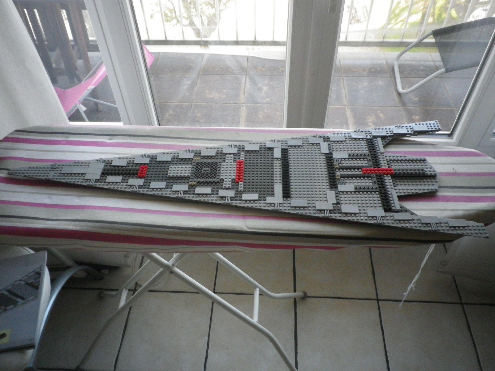 Star Wars Executor Brick