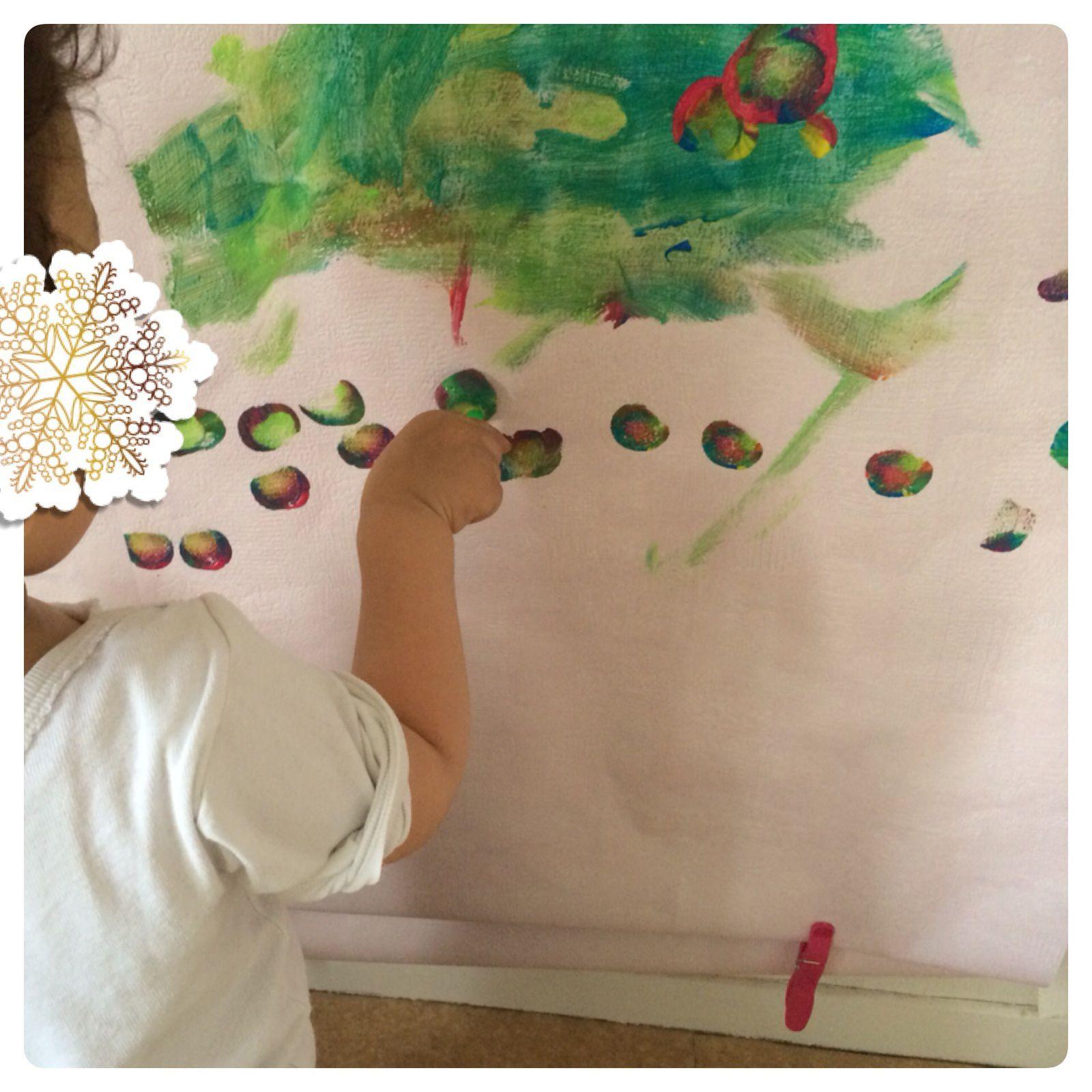 Peintres de mère en fille/fils