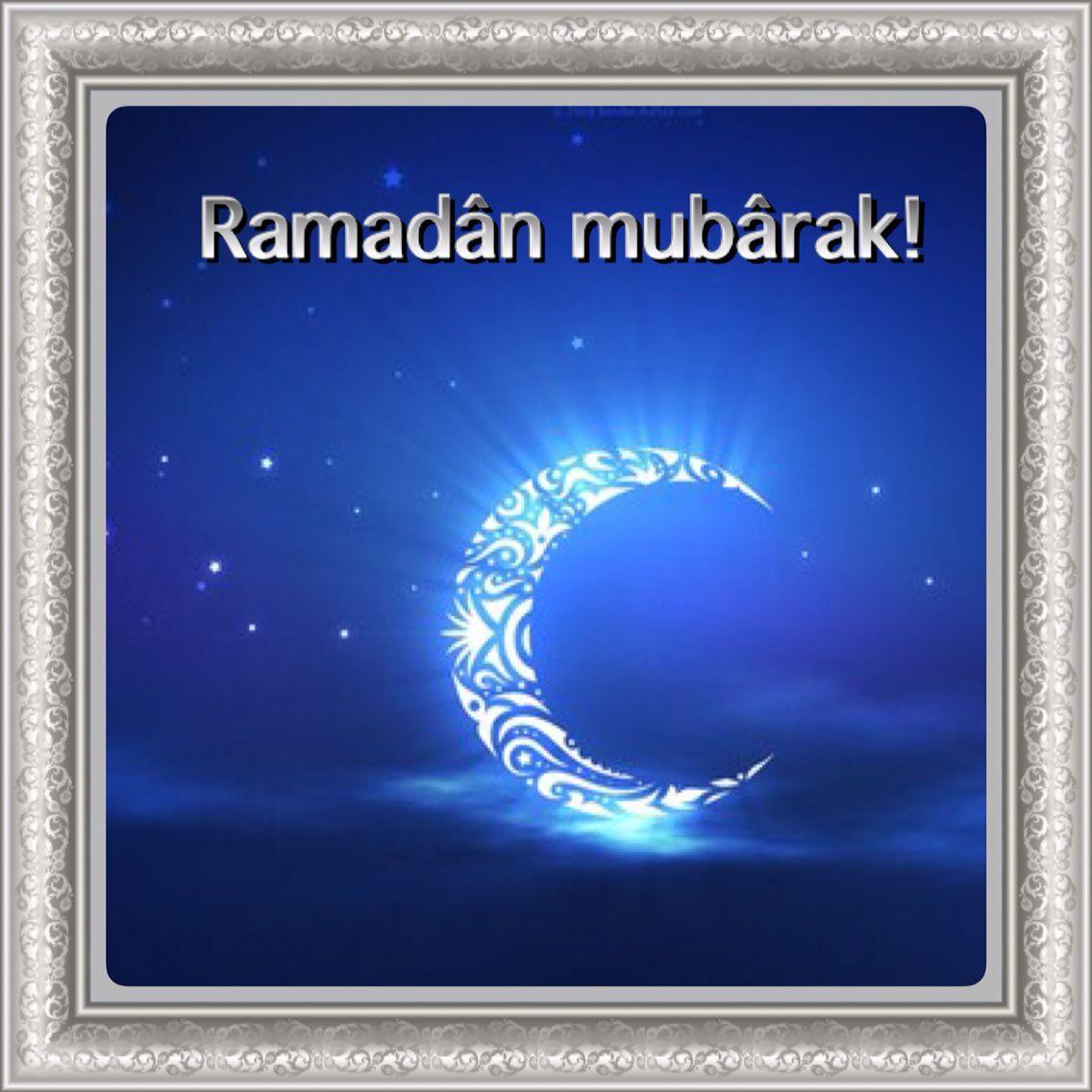 Ramadân Mubârak !