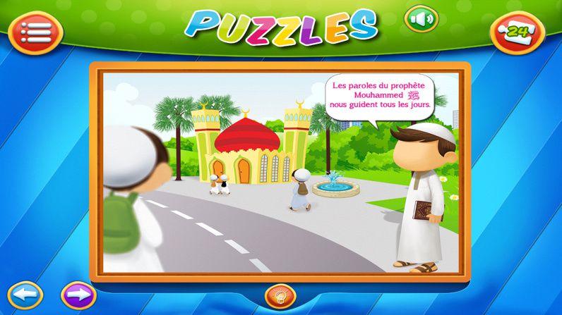 &quot&#x3B;Tawhid puzzles&quot&#x3B;. Pour les pro du puzzle (Comme moi)