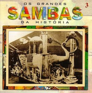 Os Grandes Sambas Da História Vol.03 (1997)