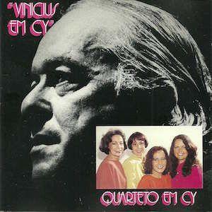 Vinicius Em Cy (1993) - Quarteto Em Cy