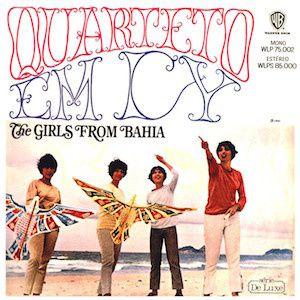 Pardon My English (1966) - Quarteto Em Cy