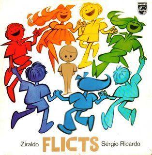 Flicts (1980) - Quarteto em Cy, MPB-4 e Sérgio Ricardo