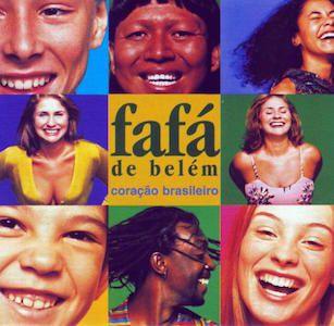Coracao Brasileiro (1998) - Fafá de Belém