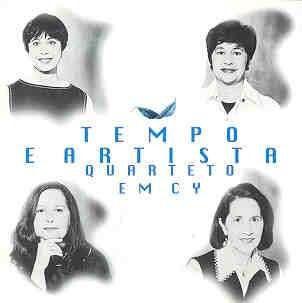 Tempo e Artista (1994) - Quarteto Em Cy