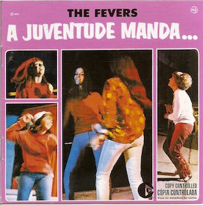 A Juventude Manda Vol.1 (1966) - The Fevers