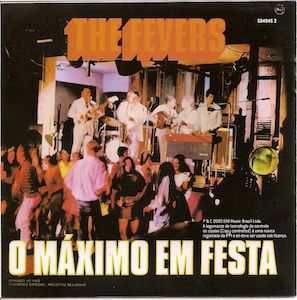 O Maximo em Festa (1969) - The Fevers