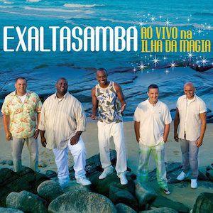 Ao Vivo na Ilha da Magia (2009) - Exaltasamba