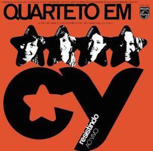 Resistindo Ao Vivo (1977) - Quarteto em Cy