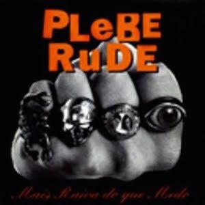 Mais Raiva Do Que Medo (1993) - Plebe Rude
