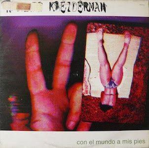 Con El Mundo A Mis Pies (1994) - Kleiderman