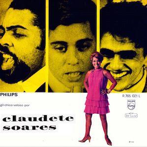 Gil, Chico, Veloso Por Claudette Soares (1968) - Claudette Soares