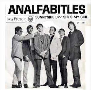 Singles (1968/1969) - Analfabitles