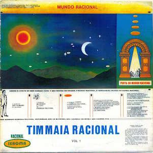 Racional Vol. 1 (1975) - Tim Maia