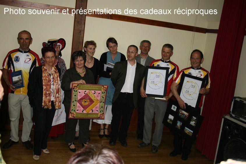 Voyage à Désertines en Mayenne les 23 et 24 mai 2009