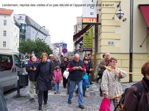 Premier voyage en république Tchèque à Pilsen-2009