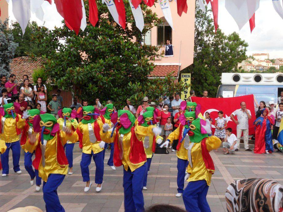 Festival international en Turquie 2011