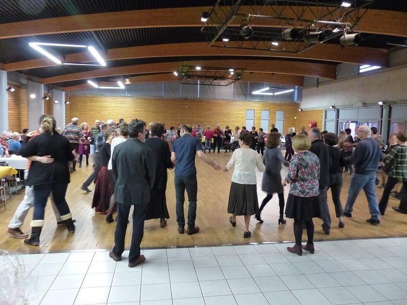 Bal Folk à Germinal le 8 Février 2015