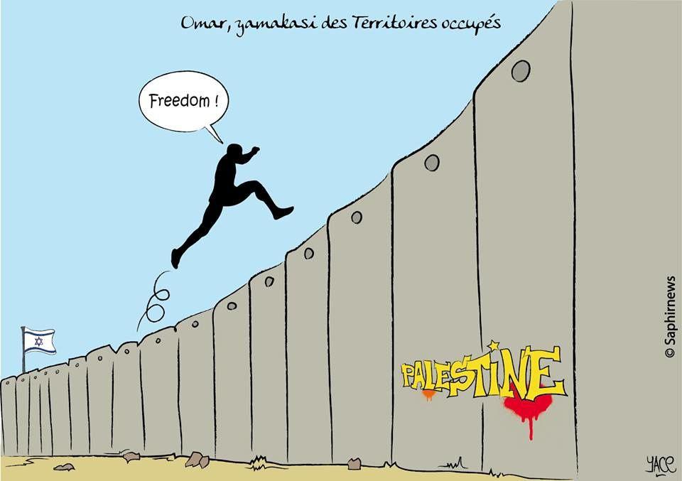 Palestine : Mjc de Morlaix, mercredi 13 novembre