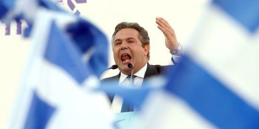 Douche froide : composition du gouvernement Tsipras