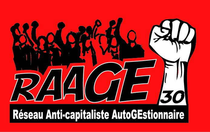 Création d'un réseau anticapitaliste dans le Gard