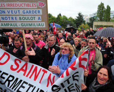 Finistère, le coup de gueule des Gad pour leur reclassement