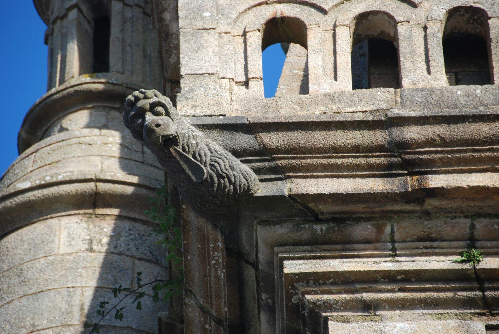 Eglise St Pierre à Irvillac