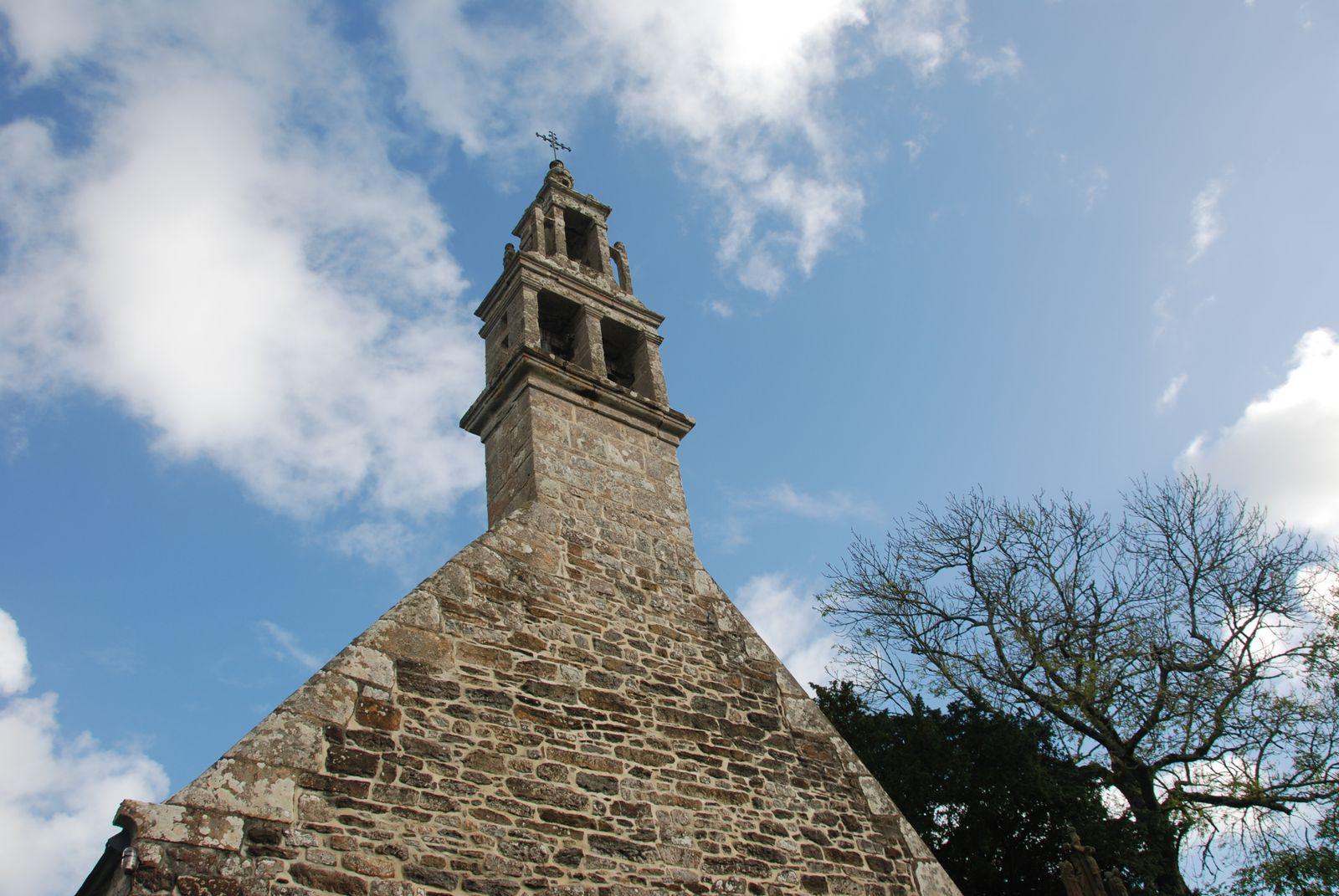 chapelle de St Guenolé près du sillon