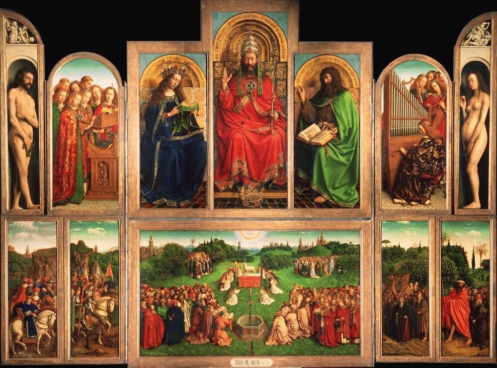 Les instruments de musique dans l'histoire de l'art