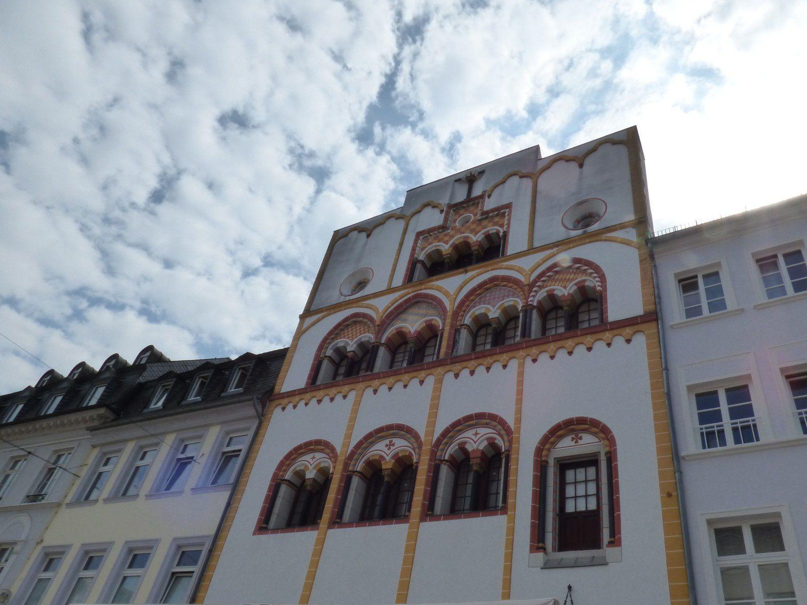La plus ancienne ville d'Allemagne : Trèves