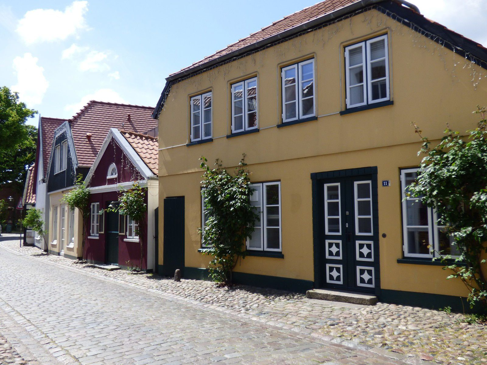 Le Schleswig Holstein, à découvrir aussi de l'intérieur