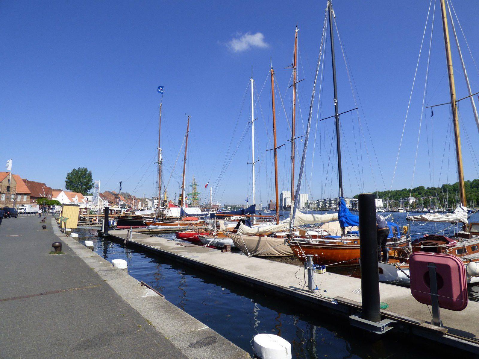 Flensburg et Sonderborg