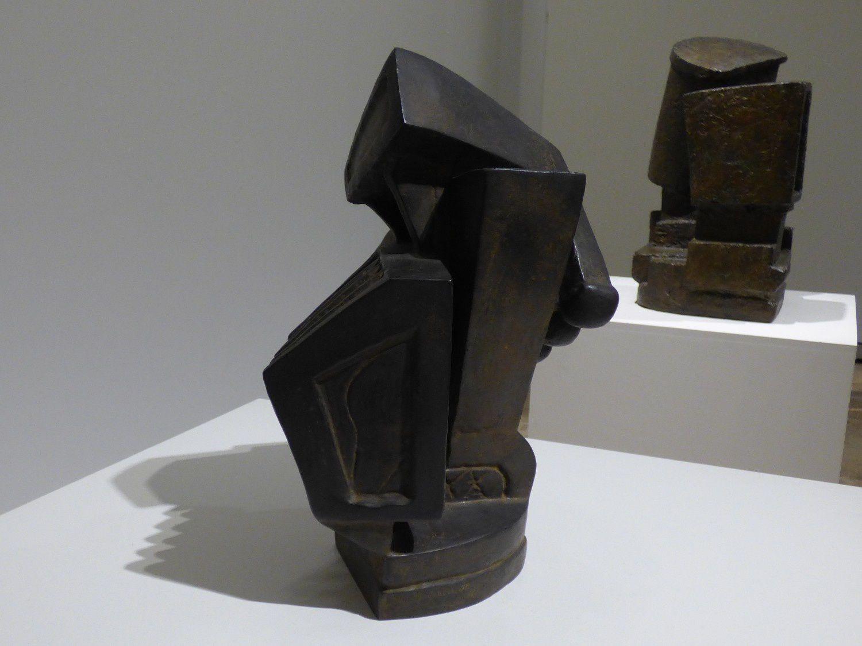 composition dite cubiste I et II
