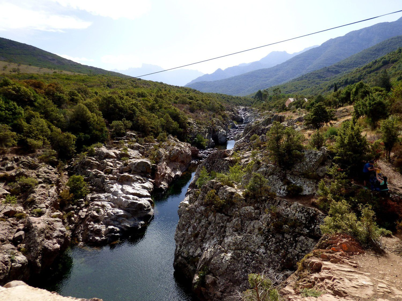 La vallée du Fango