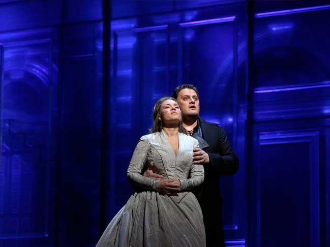 Reprise d'Otello au Met Opera