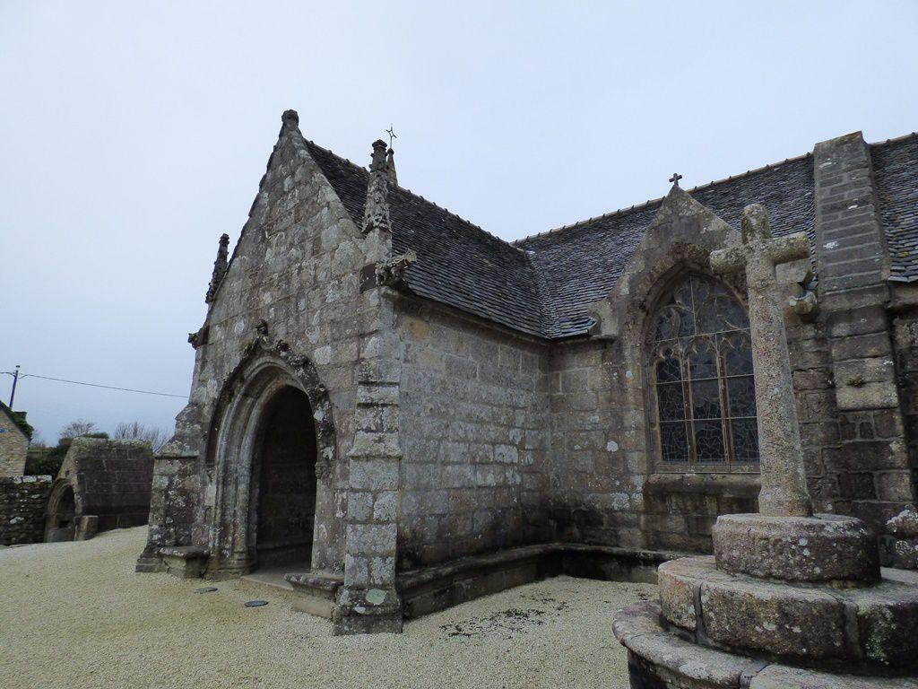 Notre Dame de Grouanec