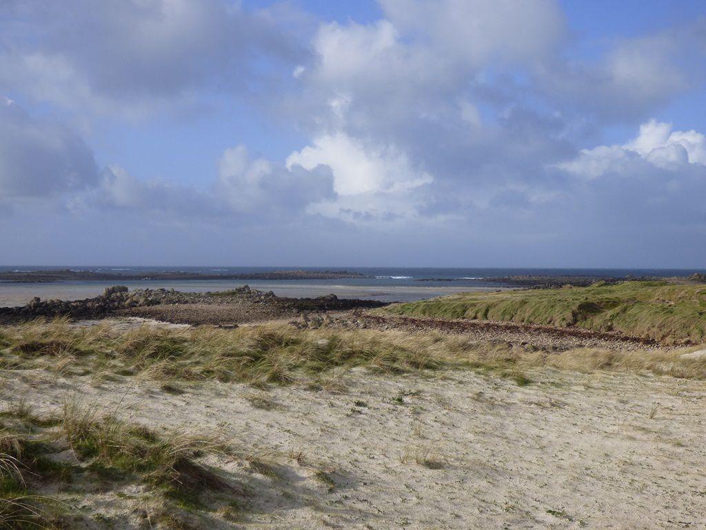 Autour de la presqu'île Sainte Marguerite