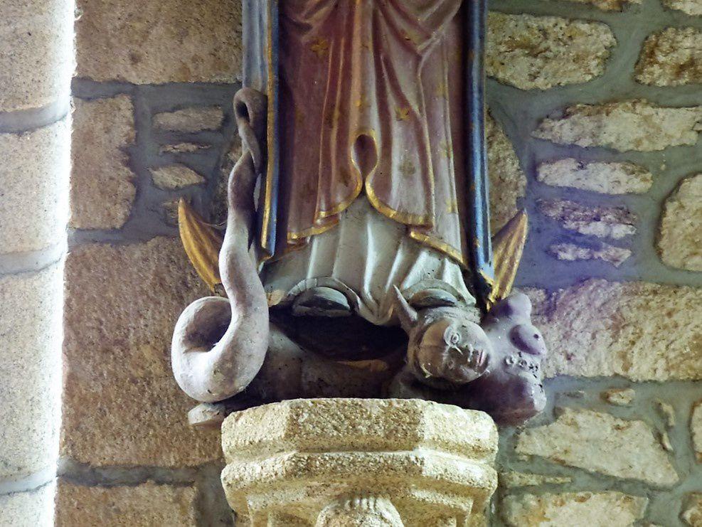 L'Art dans les chapelles du Léon (1)