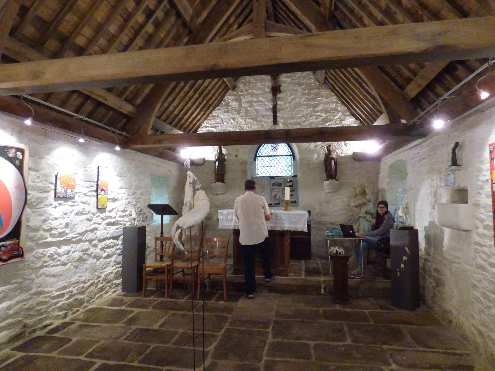 L'art dans les chapelles du Léon (4)