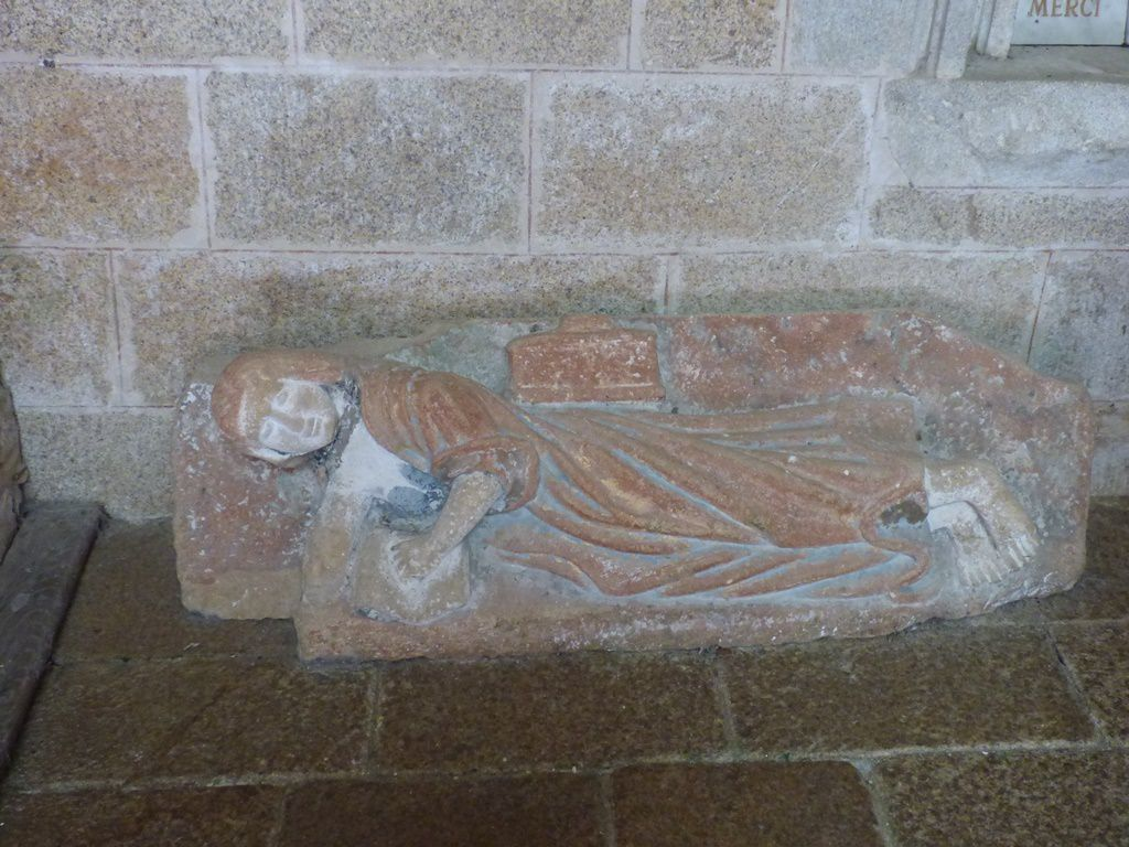 La chapelle Ste Barbe au Faouët