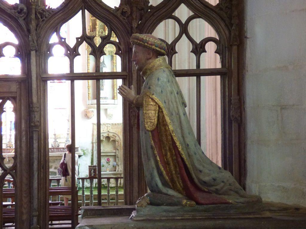 """Statue de """"Jean V"""""""