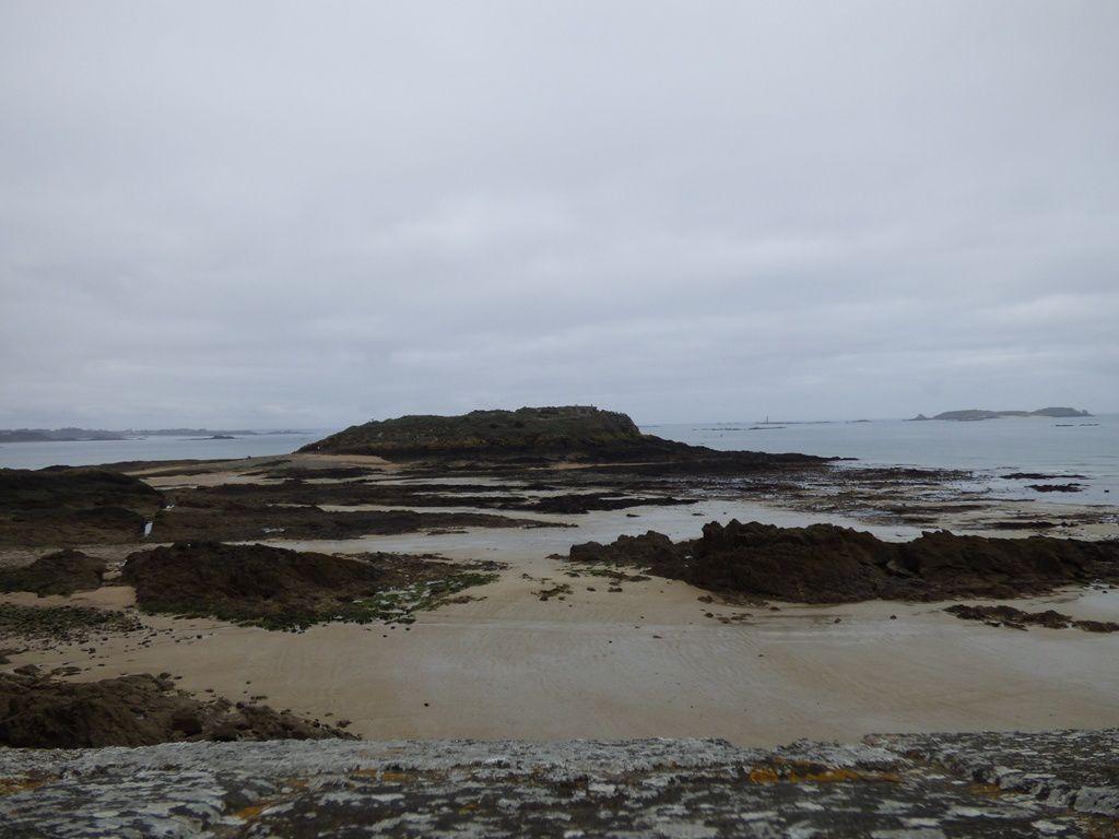 Un petit tour des remparts de St Malo