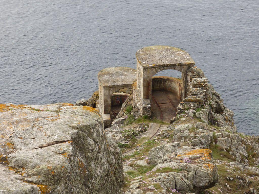 De Pen Créach au fort de Bertheaume
