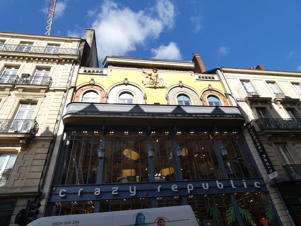 Hotel Pas Chere Rennes