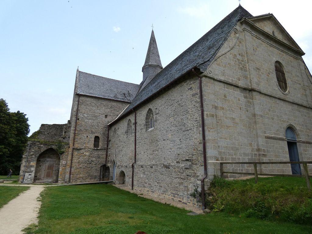 A la découverte de l'Abbaye du Relec