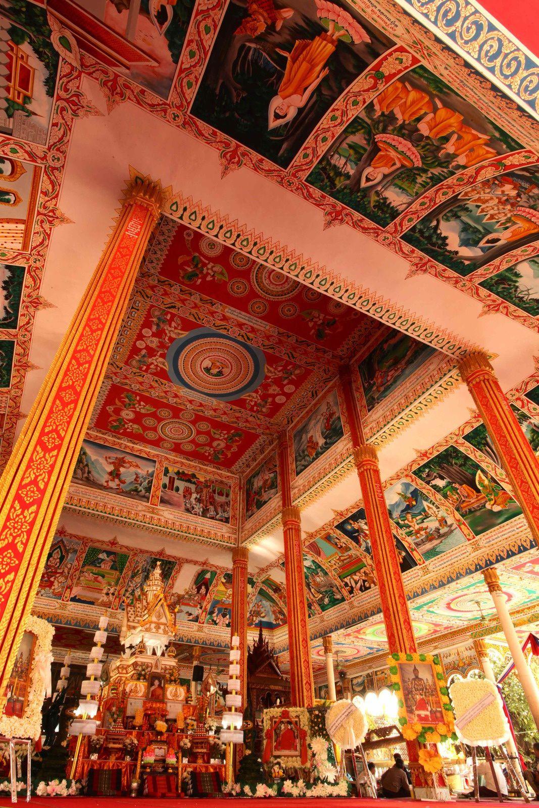 Temples et monastères du Laos