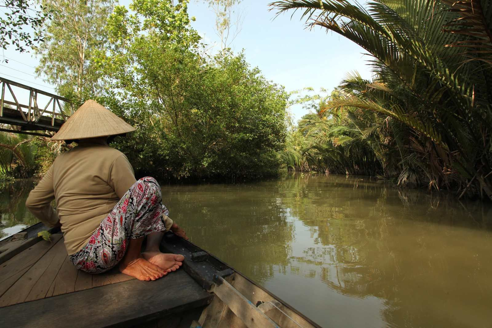 Delta du Mékong à Can Tho