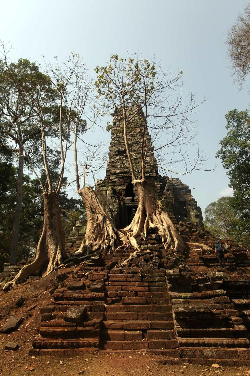 Un petit tour dans les temples d'Angkor ? Partie 1