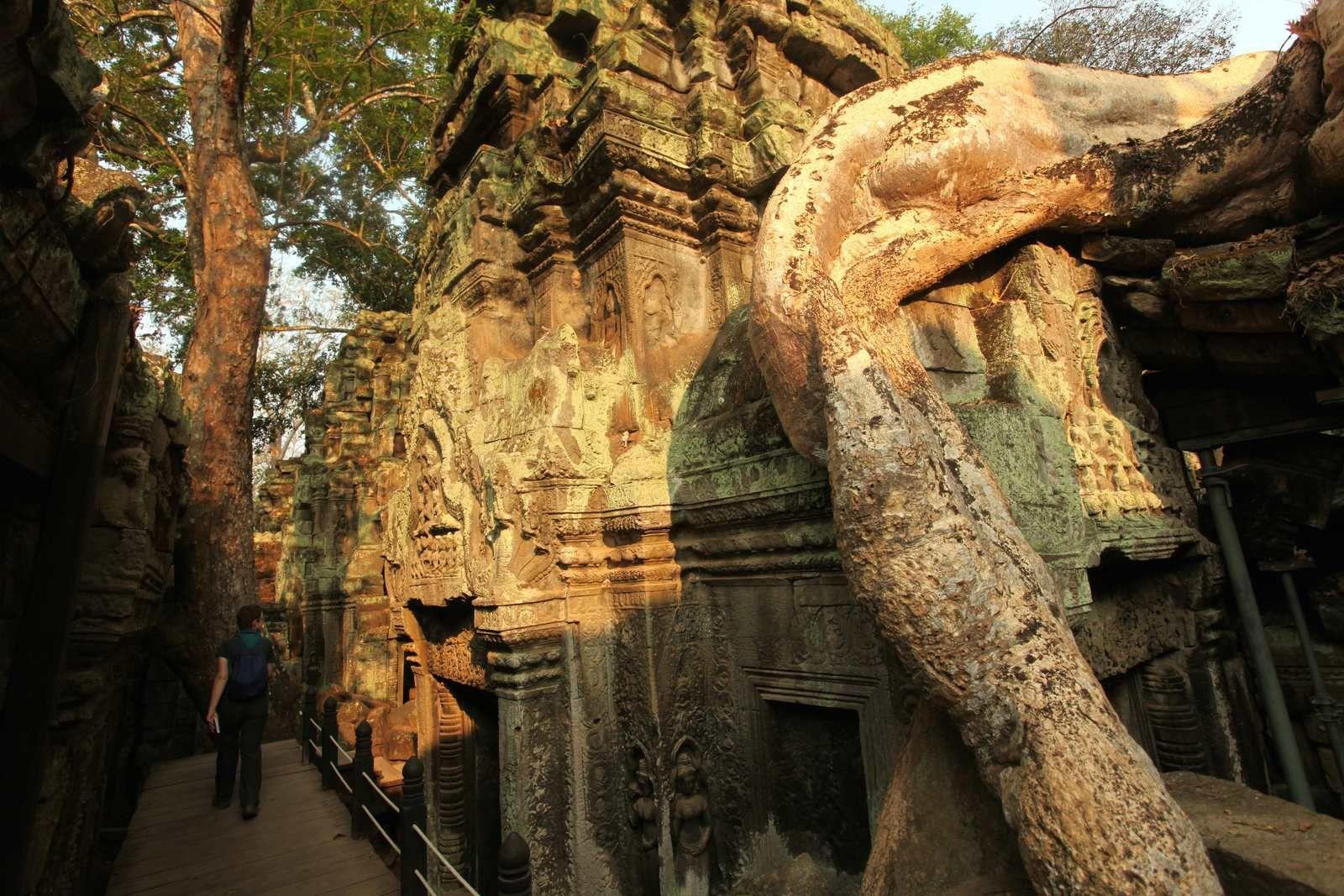 Un petit tour dans les temples d'Angkor ? Partie 2